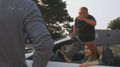 몽돌이네 경사났네 마을 주민 미료(이파니)을 위한 특별한 운전교육
